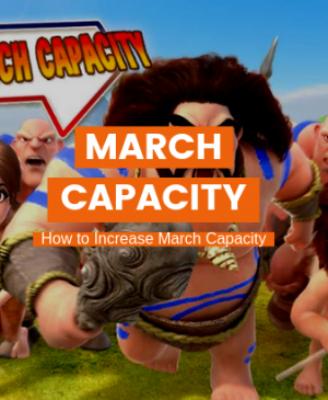 March Capacity