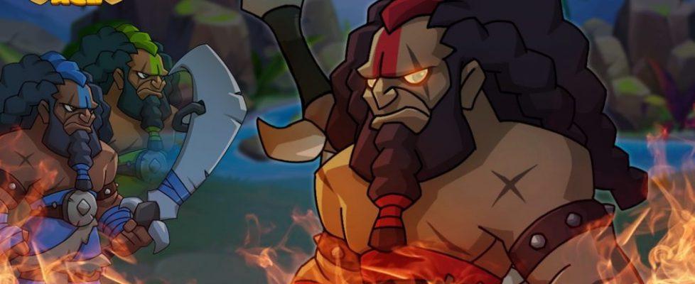 Nomad King Brutal age