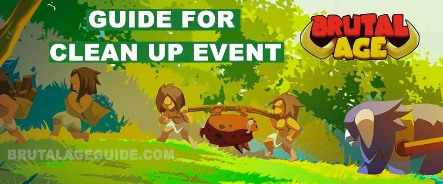 Clean Up event Guide