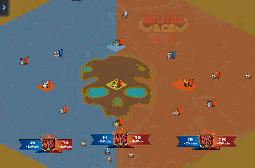 FrostFire Map