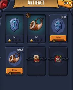 artifacts interface full