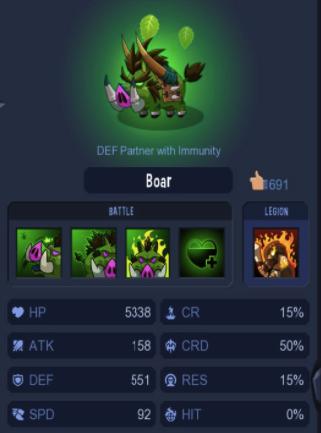 Green Boar