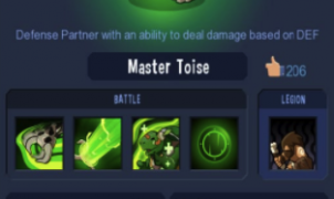 Green Master Toise